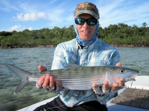 Stewart Lavelle Mars Bay Lodge bonefish.