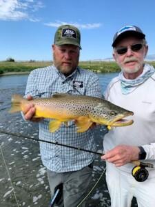 Rusty Chinnis Montana brown